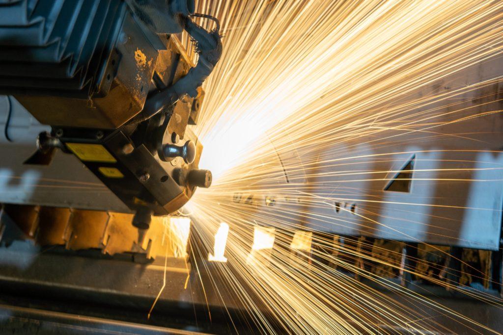 Weilding in manufacturing